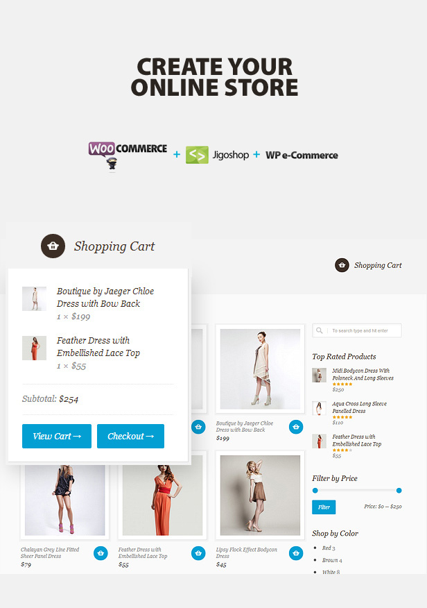simplicity wordpress theme